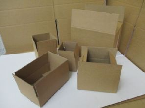 "6x6x6""  S/W carton - Collection only - price includes vat."